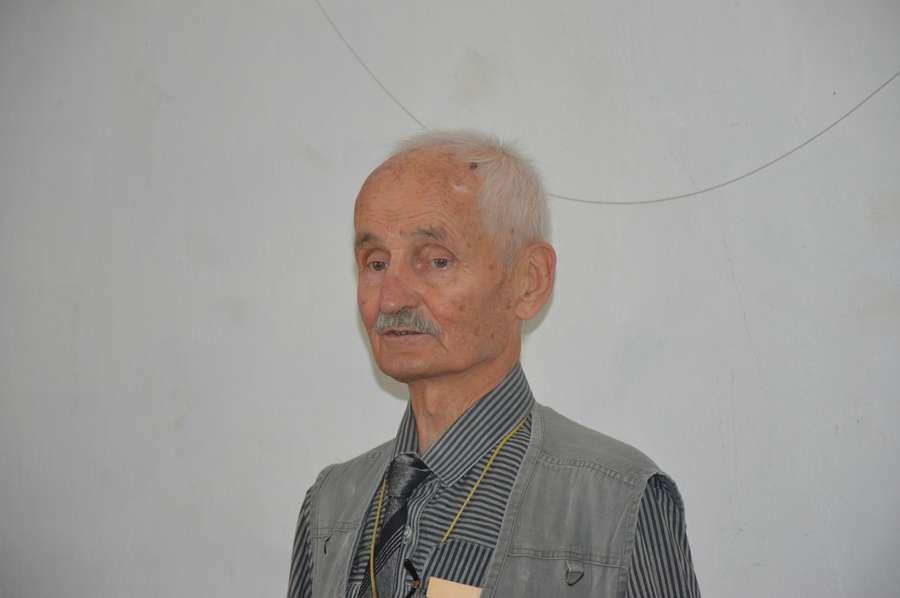 розробник проекту історико-архітектурного заповідника у Луцьку Богдан Колосок ><span class=