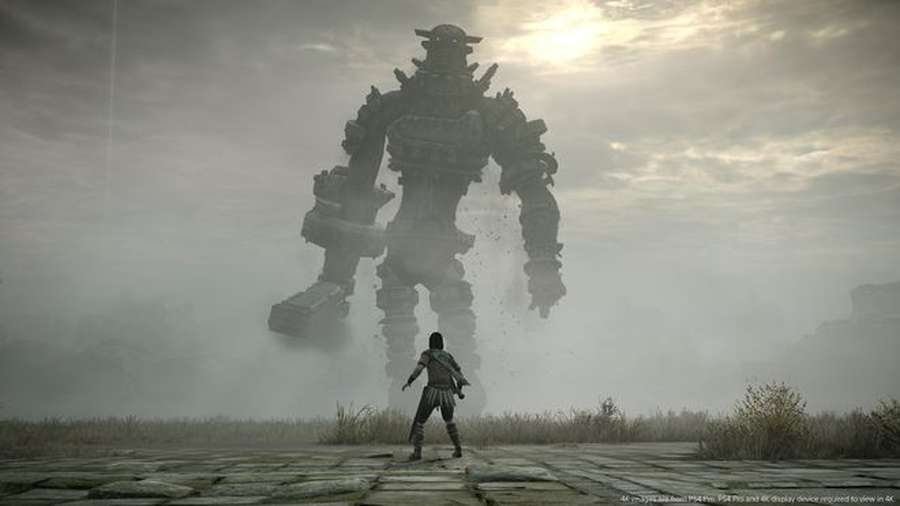 Shadow of the Colossus><span class=