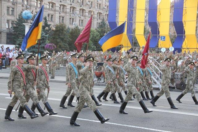 День Незалежності України запропонували перенести